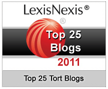 LexisNexis Litigation Resource Center 2011 Top 50 Tort Blogs